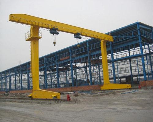 5 ton workshop small lifting gantry crane