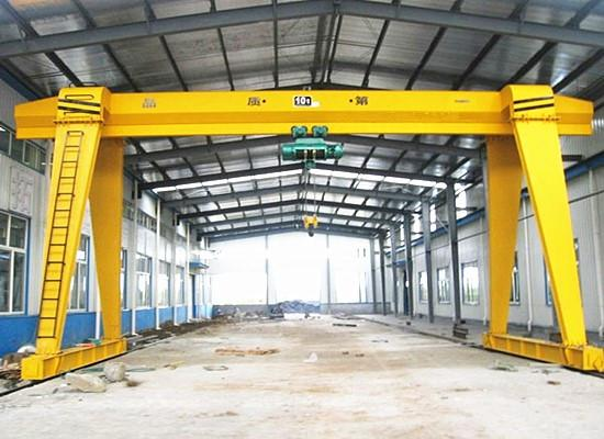 10 ton indoor gantry crane of Ellsen