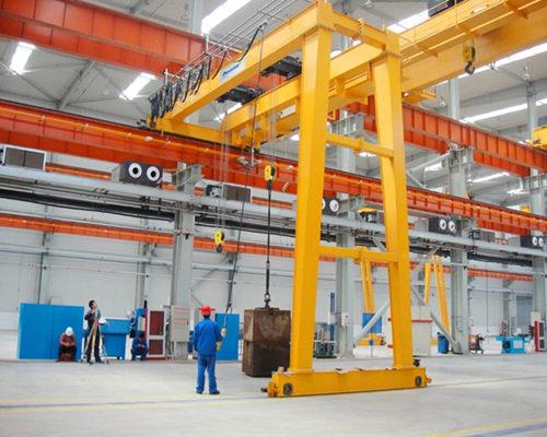 AQ-BMG semi best workshop gantry crane design for sale