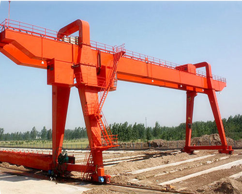 Box type electric trolley gantry cranes for sale
