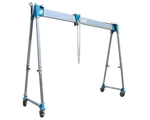 1 ton aluminum gantry crane for sale