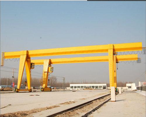 Ellsen 20t double girder gantry crane for sale