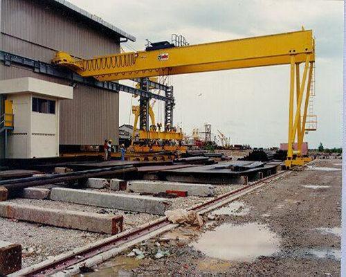 20t workshop gantry crane for sale