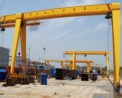 32t trolley gantry crane for sale