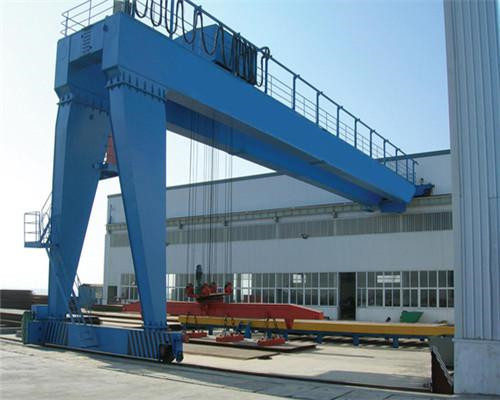 BMH gantry crane electric hoist for sale