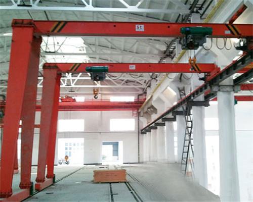 AQ-BMH single leg gantry crane for sale