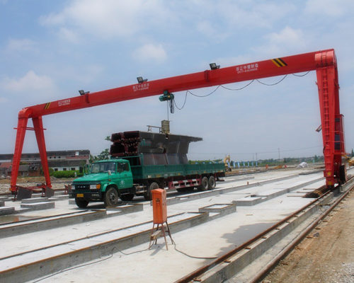 Excellent cheap price hydraulic gantry crane for sale
