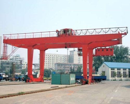 Ellsen container handling gantry crane for sale