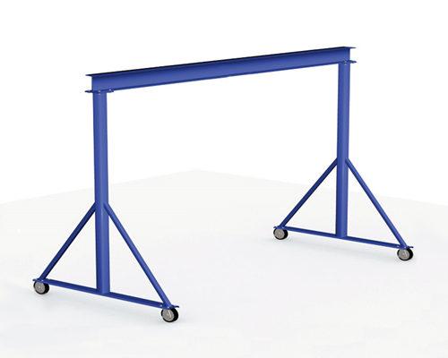 design steel structure gantry crane for sale