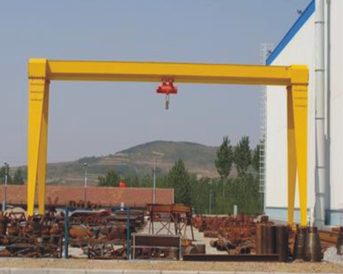 electric trolley gantry crane for sale