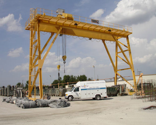 gantry crane with remote control for sale