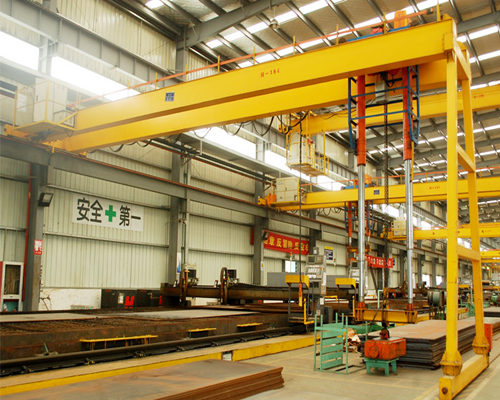 half door gantry crane for sale