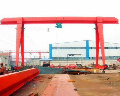 high quality hydraulic gantry crane for sale