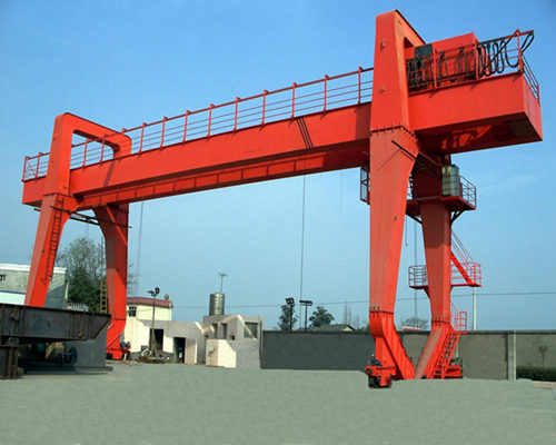 Excelent low price hydraulic gantry crane for sale