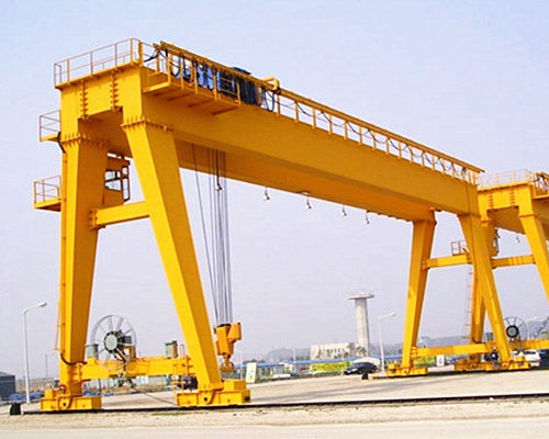 outdoor trolley gantry crane for sale