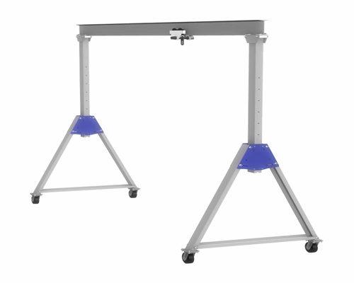 portable aluminum gantry crane for sale