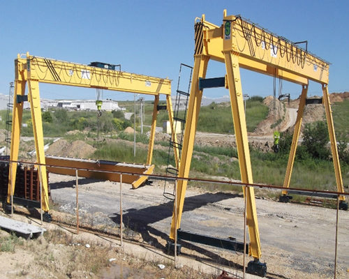 portable trolley gantry crane for sale