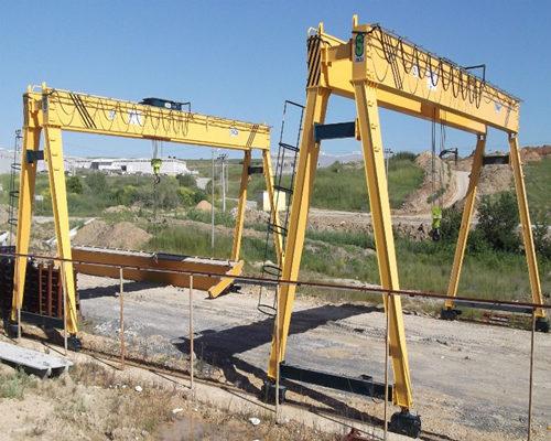 portable trolley gantry crane for sale