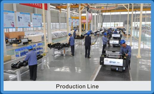 Ellsen production line
