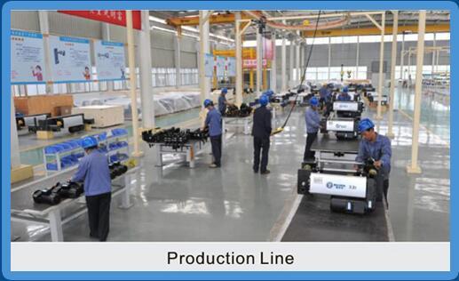 Ellsen production line