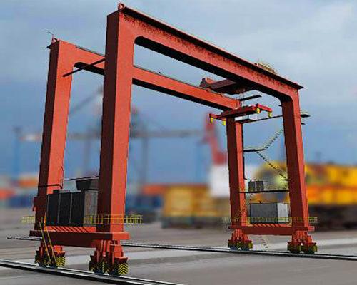 Ellsen ship gantry crane for sale