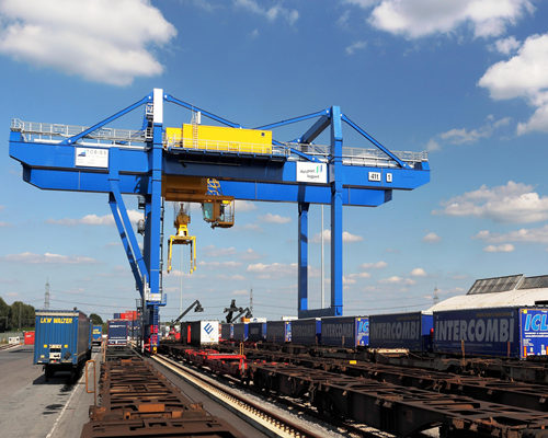 ship to shire gantry crane for sale
