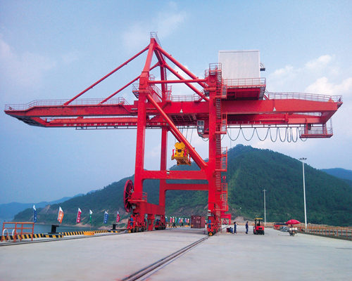 Ellsen shipbuilding gantry crane for sale