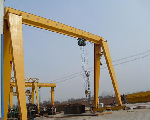 single girder automated gantry crane for sale