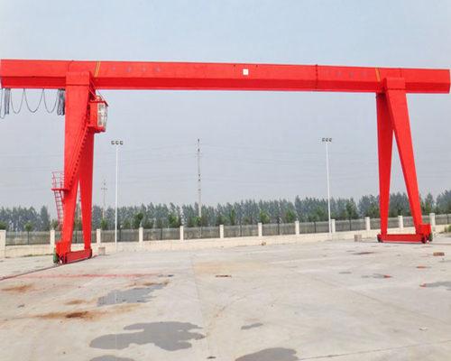 Ellsen single girder construction gantry crane for sale