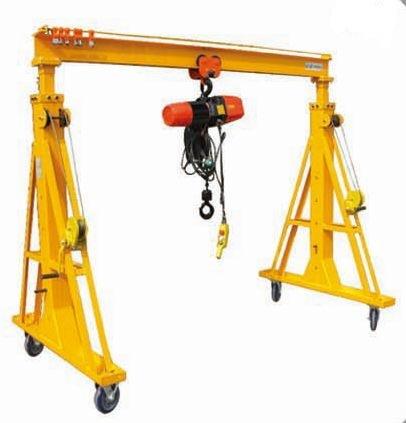 Ellsen gantry crane 2 ton for sale