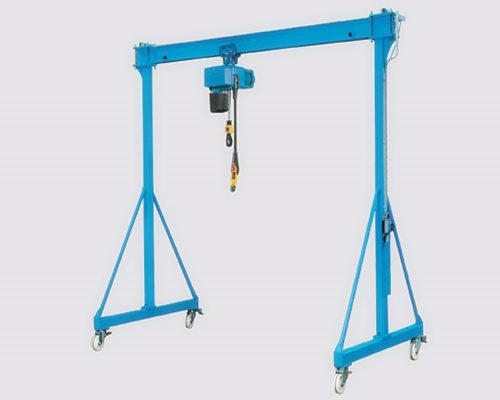 steel gantry crane for sale