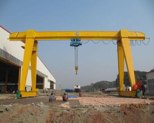 wireless remote control gantry crane for sale