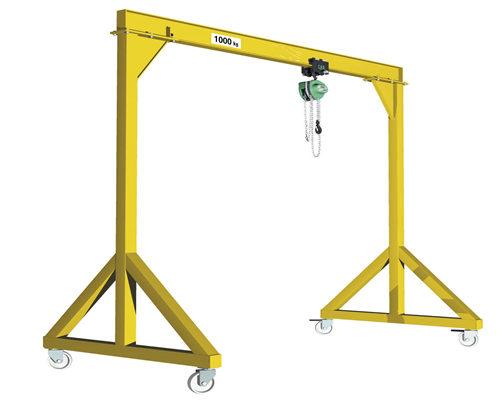 workshop gantry crane for sale