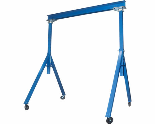 Steel gantry cranes in low price for sale