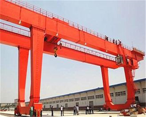 U Model Double Girder Gantry Crane
