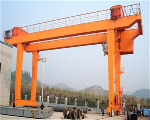 U Model Double Girder hydraulic Gantry Crane