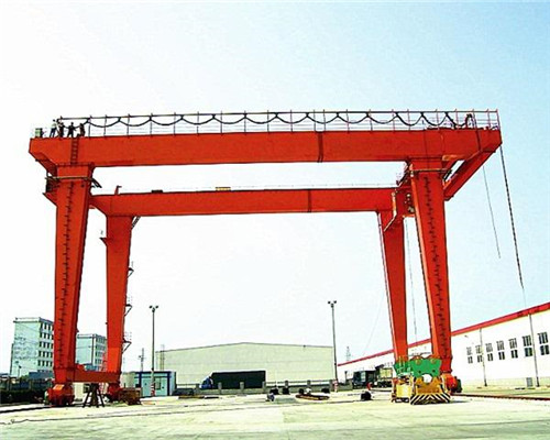 container hydraulic gantry crane