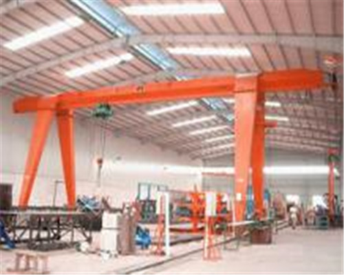 indoor manual gantry crane