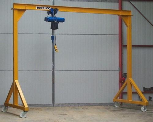 3t gantry crane from Ellsen for sale