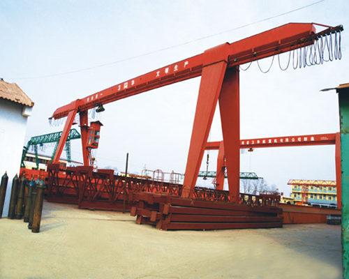 Ellsen 20 ton gantry crane for sale with low price