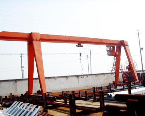 Ellsen 20 ton single girder gantry crane for sale