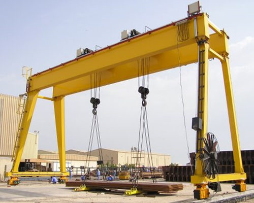 Ellsen 80 ton heavy weight gantry crane with low price for sale