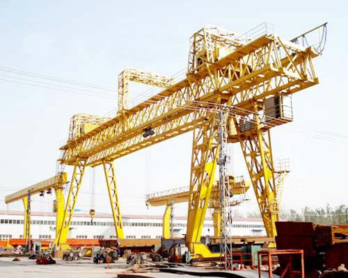 Ellsen MG type truss type gantry crane with high quality for sale