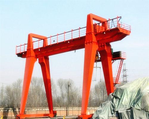 Ellsen cantilever gantry crane for sale
