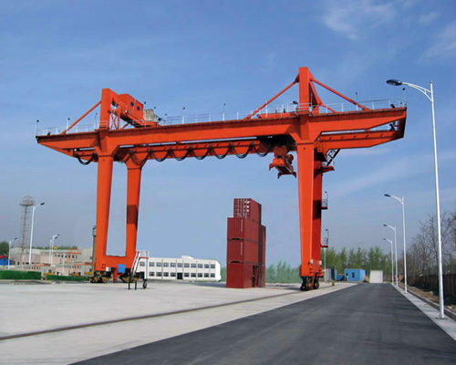 Ellsen container gantry crane for sale