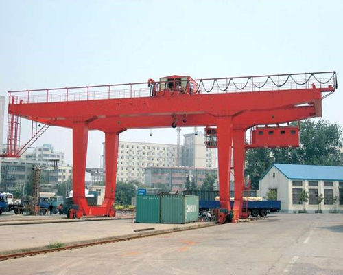container handling gantry crane for sale