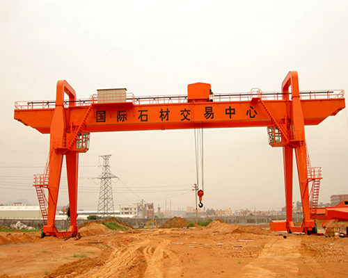 Ellsen double beam gantry crane for sale