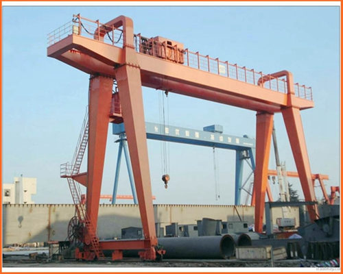 Ellsen excellent 60 ton heavy weight gantry crane for sale