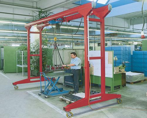 Ellsen gantry crane 3 ton for sale