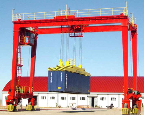 Ellsen gantry crane container for sale